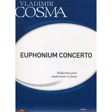 Cosma euphonium concerto sheet music
